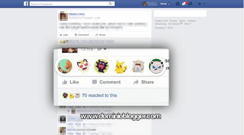 Nuevos emoticones de Facebook desde Chrome y Firefox