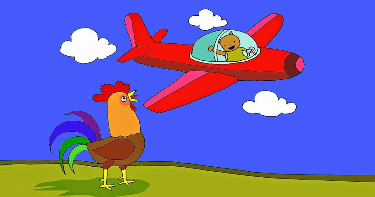 giáo án chuyến du lịch của chú gà trống choai