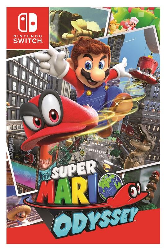 ¡Os presentamos las dos guías oficiales de Super Mario Odyssey