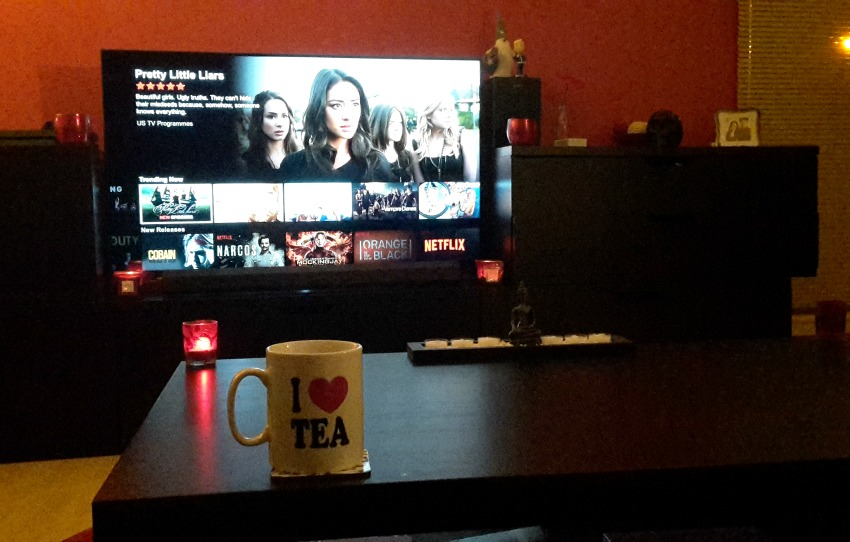 Netflix Pretty Little Liars Tea