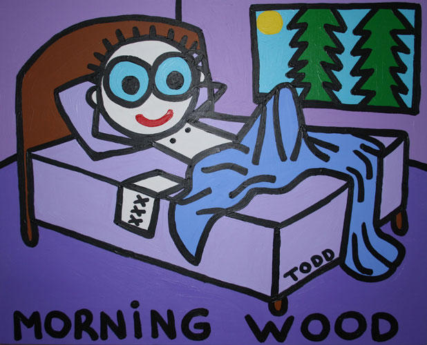 This Is The Answer To Why Men Wake Up With A Hard Morning Wood!
