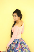 Janani Iyyer in Skirt ~  Exclusive 106.JPG