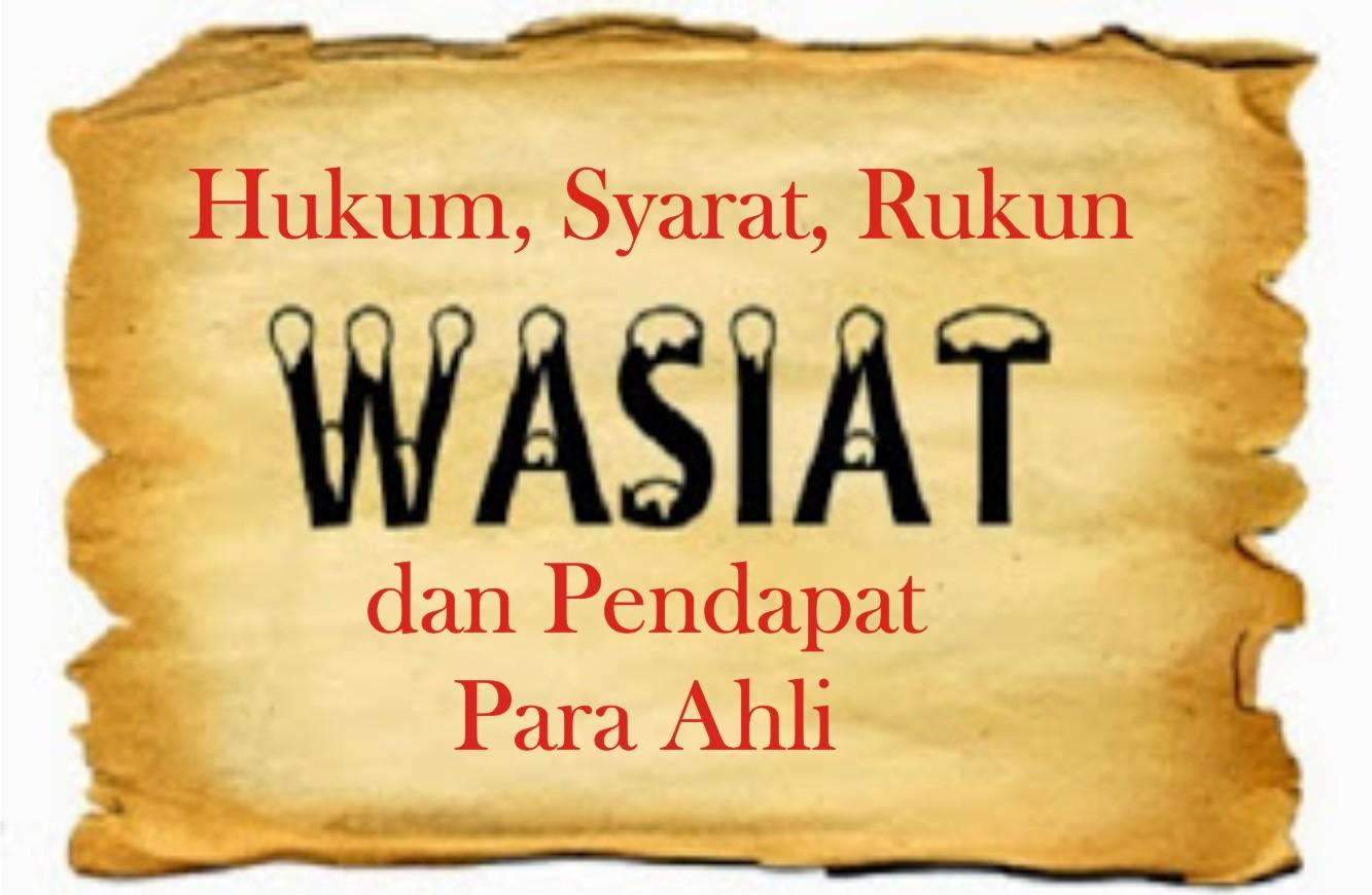Hukum Wasiat 948488bb52