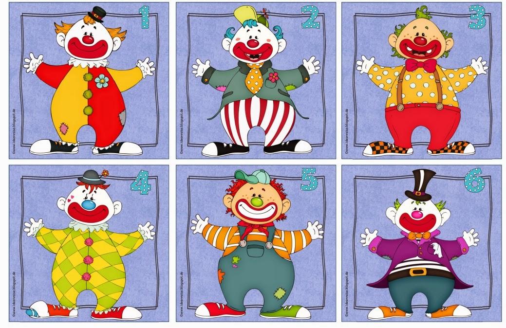 Geschichte Clown Grundschule