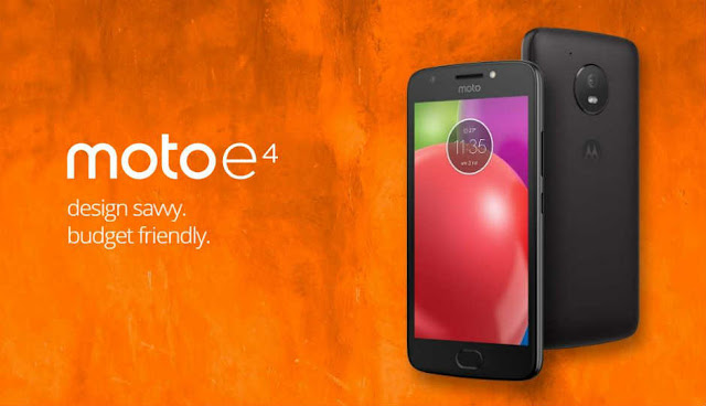 Motorola Releases Android Moto E4 Plus, Brings 5000 mAh Battery