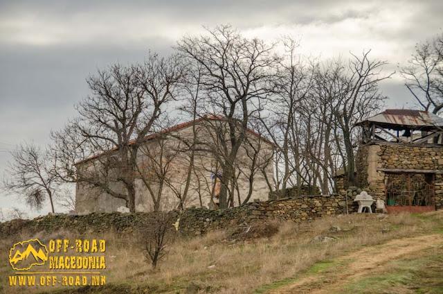 Church in Chanishte village, Mariovo