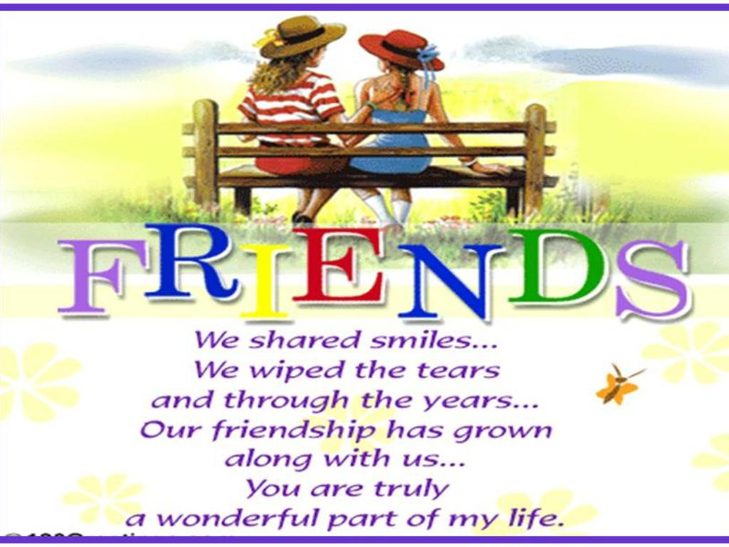Friends Quotes: GALLERY FUNNY GAME: Friendship Poem