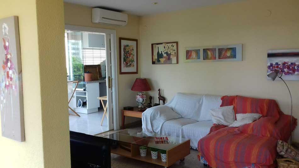 apartamento en venta benicasim calle de los frailes salon1