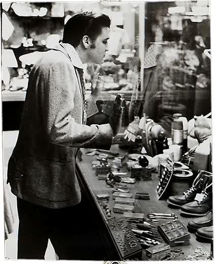 ELVIS GALLERY 50s