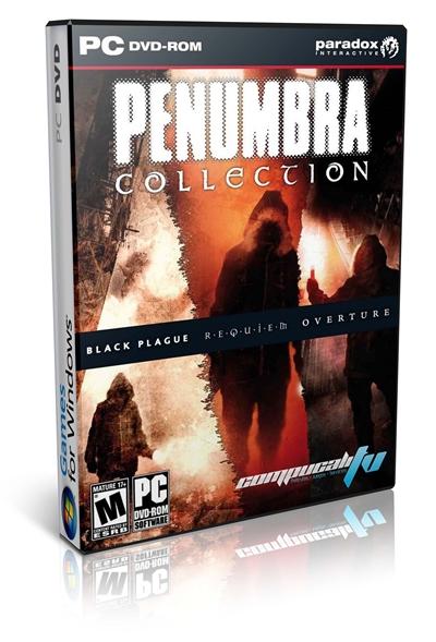 Penumbra Coleccion PC Full Español Descargar DVD5