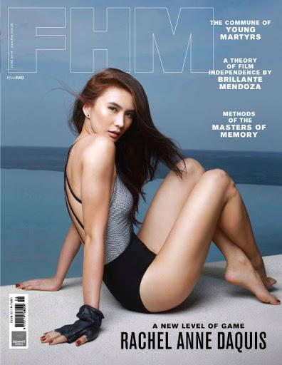 Download FHM Philippines Magazine June 2016 PDF