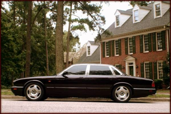 Daily Turismo: 5k: 5-Speed Conversion: 1995 Jaguar XJR