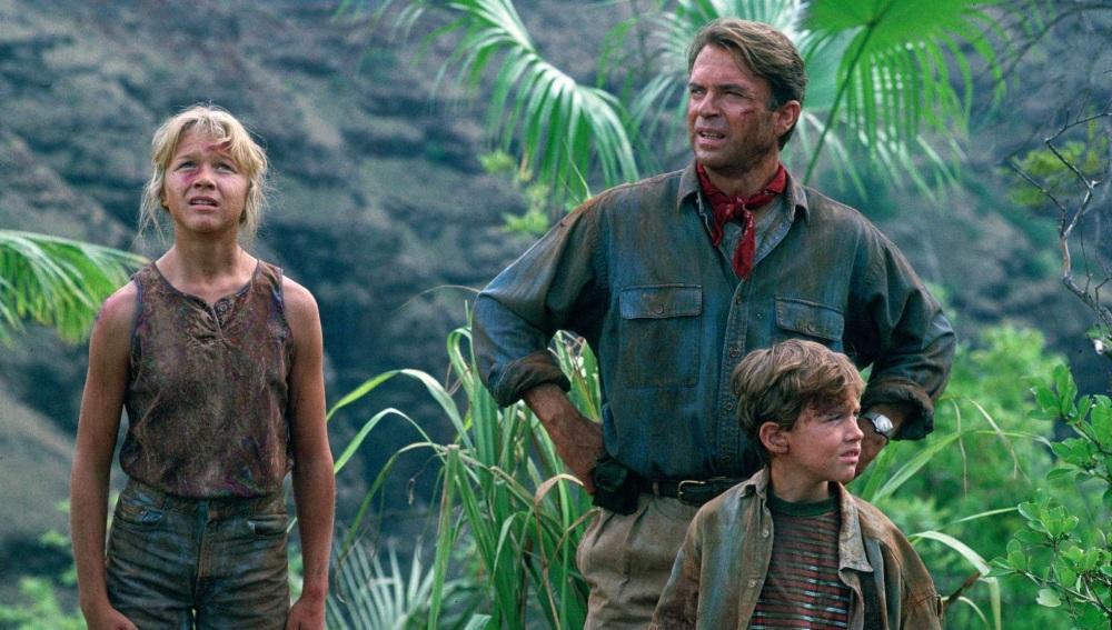 'Jurassic World 3': vuelven los niños protagonistas de 'Jurassic Park'