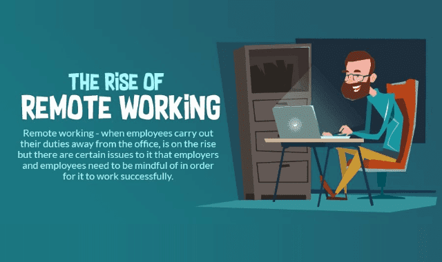 The Rise of Remote Working