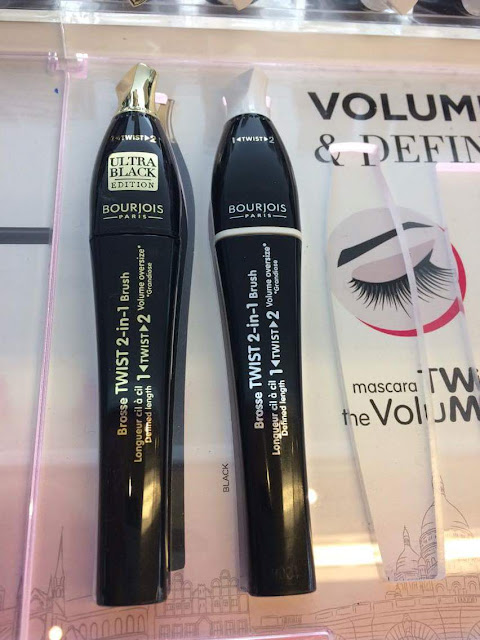 Twist up the volume Bourjois mascara