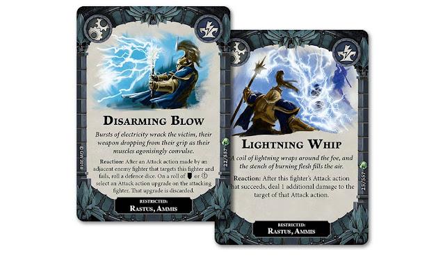 Hechizos Stormcast Eternal Nightvault