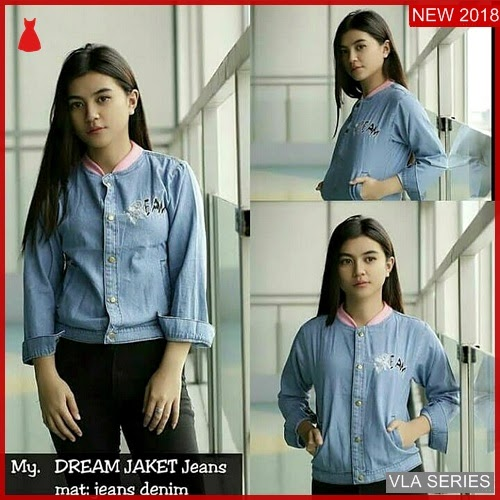 VLA192D93 Model Jaket Dream Bd Murah BMGShop
