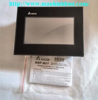 Đại lý bán màn hình cảm ứng HMI Delta 7 inch có Ethernet DOP-B07E411