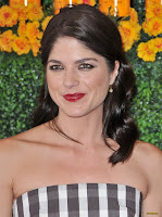 Selma Blair Sixth-Annual Veuve Clicquot Polo Classic in LA October 17-2015