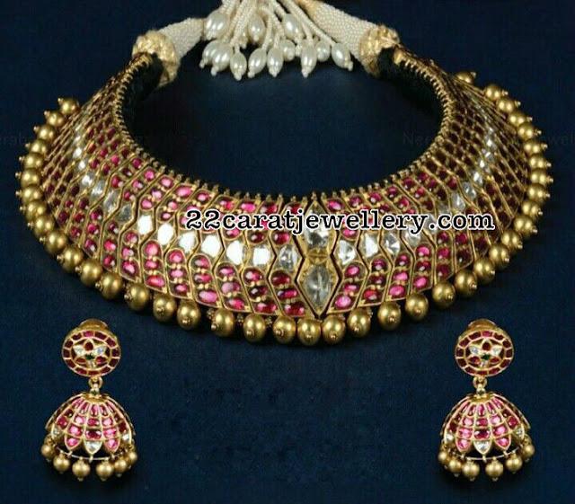 Trendy Temple Jewelry by Mangatrai