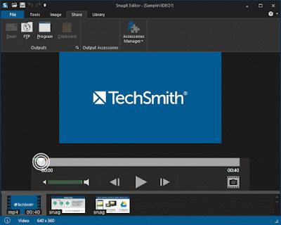 تحميل برنامج تصوير الشاشة فيديو Snagit 13 أحدث أصدار