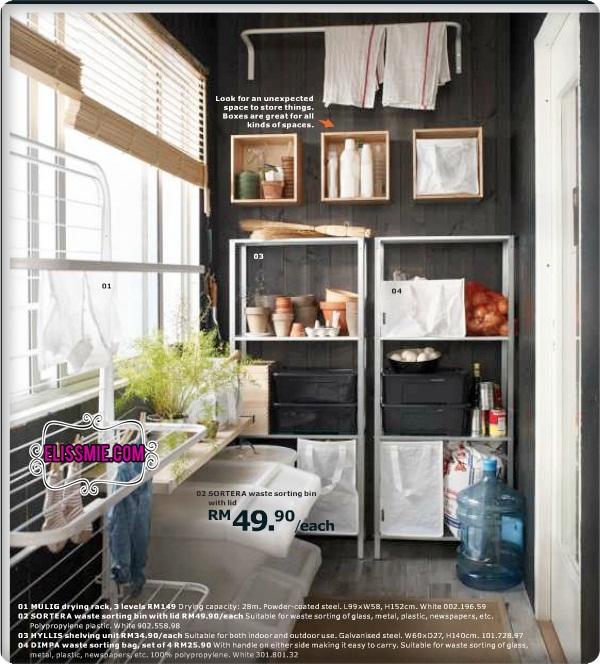 Hiasan Dapur Kecil Ikea Brad Erva Doce Info