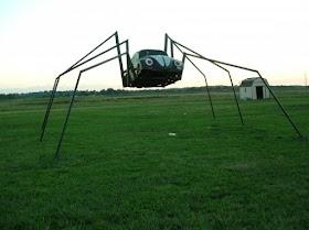 Oklahoma's Strange Architectural Art