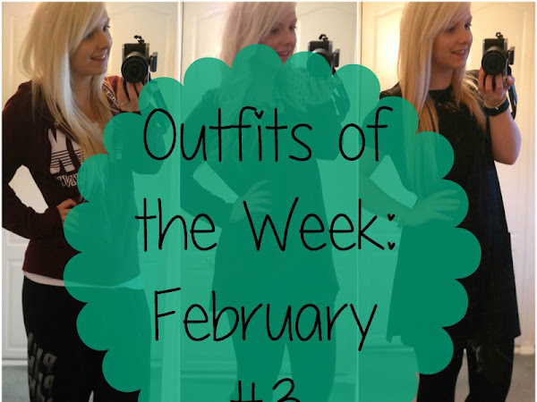 Outfits of the Week: February #3
