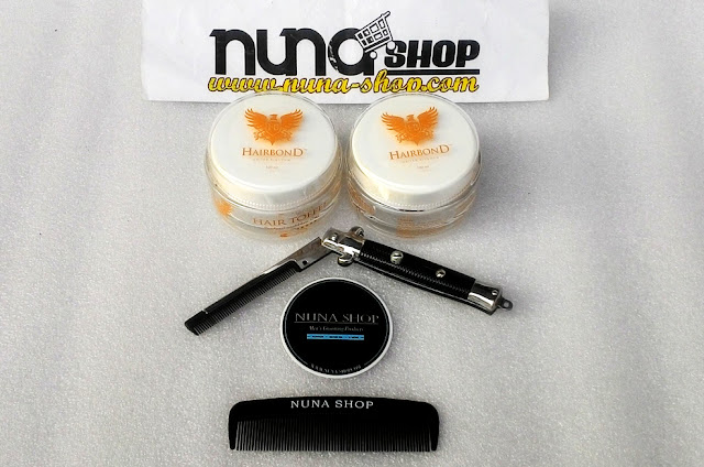 Hairbond Shaper Pomade Baru - Men's Grooming