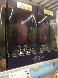 asda extra special cherry dark chocolate easter egg