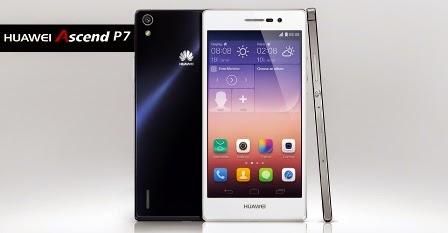 Harga Huawei Ascend P7 Terbaru baik harga baru maupun harga bekas, spesifikasi lengkap Huawei Ascend P7