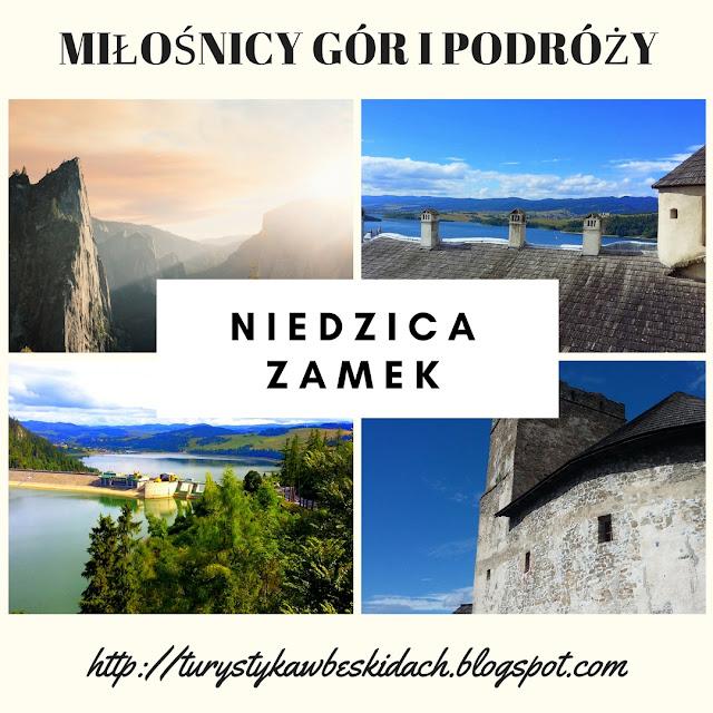 Miłośnicy Gór i Podróży zapraszają do odwiedzin Pienińskiego Parku Narodowego, Zamku Niedzica oraz na rejs po Jeziorze Czorsztyńskim