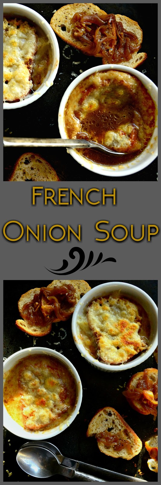 Soup, French Onion soup