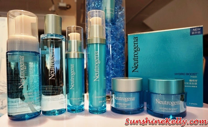 Neutrogena, Neutrogena Hydro Boost Gel SPF30 PA++, Hydration, Sun Protection, hydro boost, Mousse Cleanser, Neutrogena Hydro Boost Clear Lotion, Neutrogena Hydro Boost Essence, Neutrogena Hydro Boost Gel SPF 30 PA++, Neutrogena Hydro Boost Water Gel, Neutrogena Hydro Boost Night Concentrate, Neutrogena Hydro Boost Mask