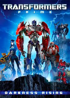 Transformers Prime 1ª Temporada – Vol. 1 – DVDRip AVI + RMVB Dublado