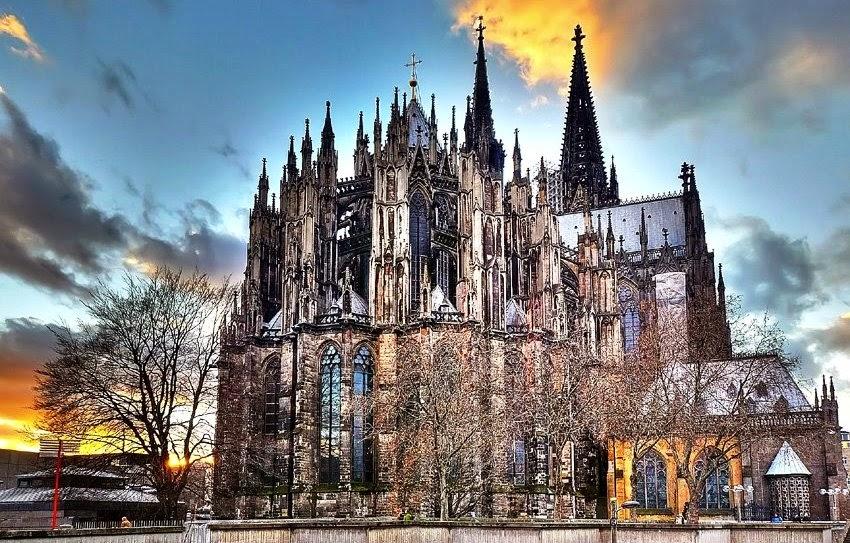 Catedral de Colônia Alemanha