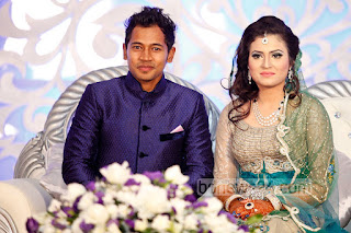 Mushfiqur Rahim's Wife Monti