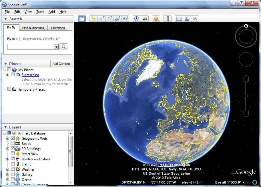 Google Earth 2015 Free Download - Latest Version - download full freeware
