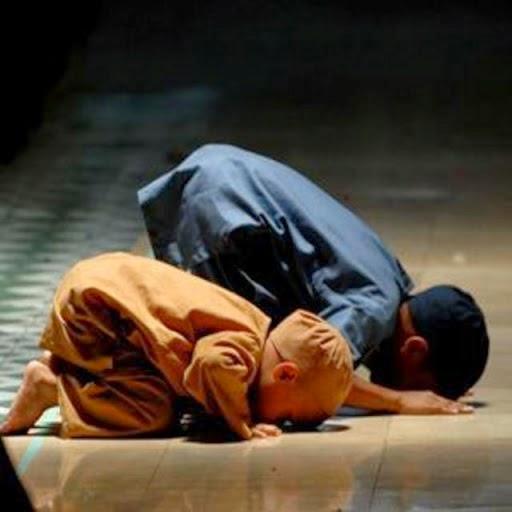 """تعرفوا على سنن الصلاة الفعلية - دهشة""""daahsha"""""""