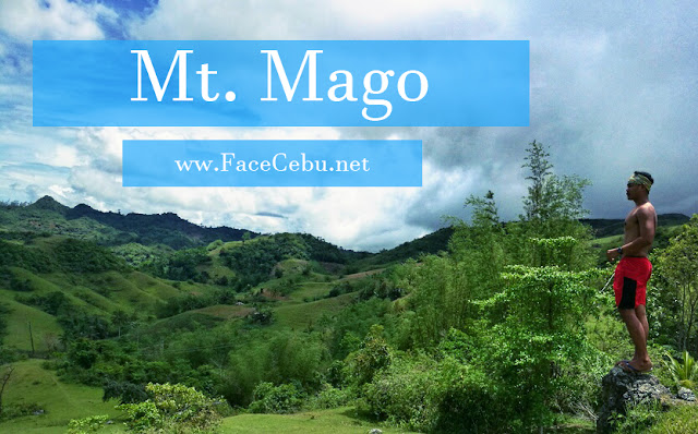 FaceCebu Blogger, Mark Monta at Mt. Mago
