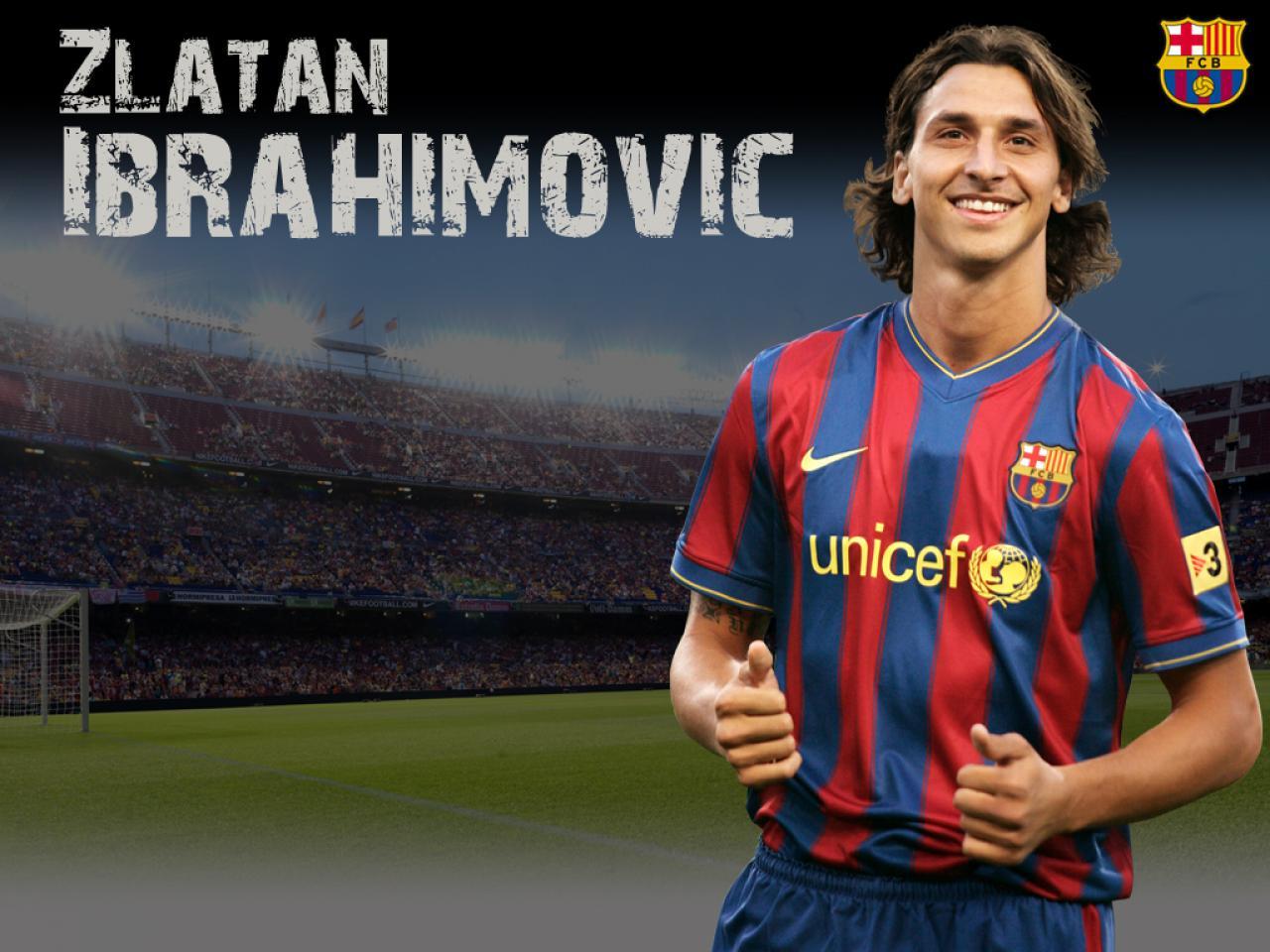 Ibrahimovic Fcb