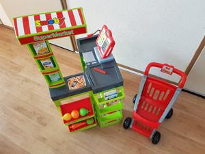 speelgoed supermarkt voor kinderen ervaring