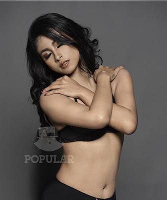 Foto Hot Model Indonesia Barbie Nouva Bugil Telanjang