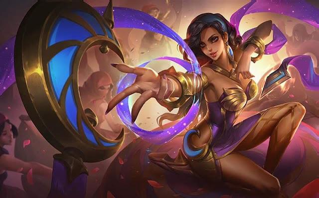 Esmeralda New Mage/Tank Hero