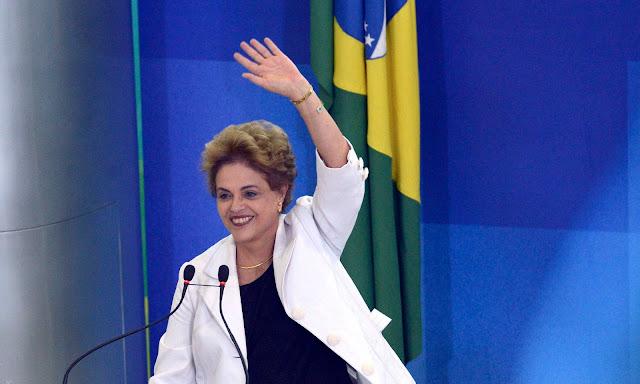Confira pronunciamento oficial de Dilma Rousseff após ser afastada