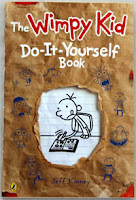 "The Wimpy Kid Do-it-yourself book"" by Jeff Kinney"