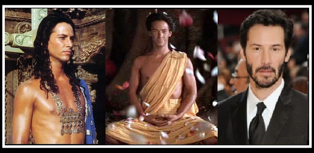 keanu reeves monkhood for little buddha