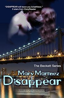 https://www.amazon.com/Disappear-Beckett-Book-Mary-Martinez-ebook/dp/B007GHO1MI/ref=la_B006MWJ1T6_1_5?s=books&ie=UTF8&qid=1519405806&sr=1-5&refinements=p_82%3AB006MWJ1T6