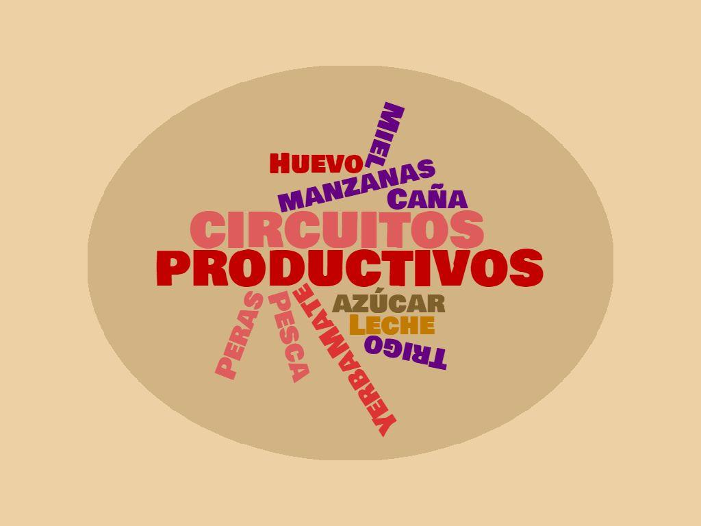 Circuito Productivo : Circuito productivo de frutas en la región del litoral argentino