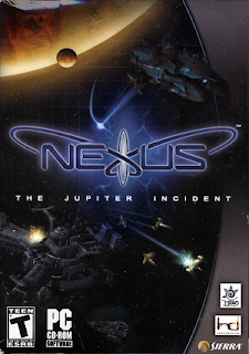 Download Nexus The Jupiter Incident Torrent PC